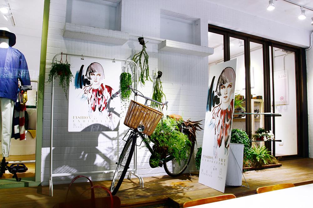 lizard, art, fashion, illustration, amatruda, canson, plain me, fujin, EXHIBITION